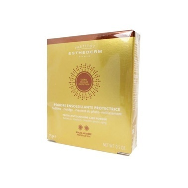 Esthederm INSTITUT ESTHEDERM PROTECTIVE SUNSHINE CARE POWDER 15 GR Renksiz